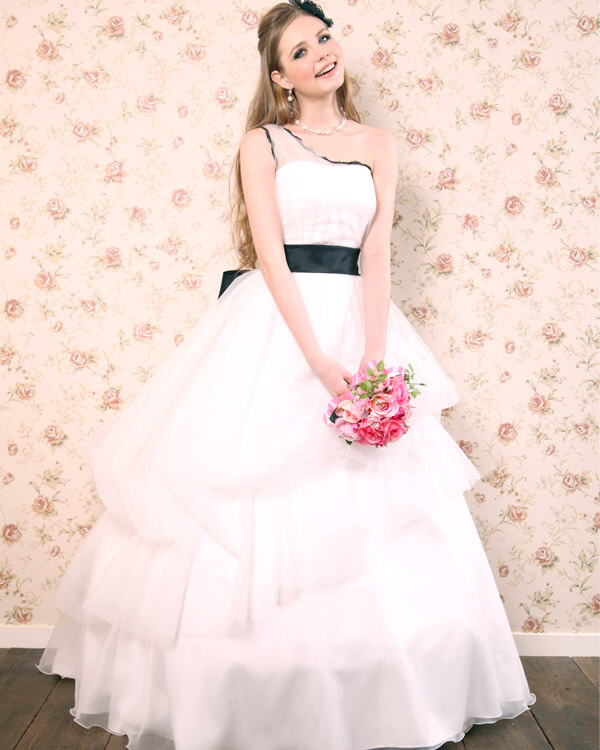 37203020c1c33 二次会ドレスはネットで簡単レンタル「レントアキューティー」 GCD-00006-02 OW